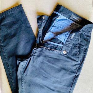 Bonobos Washed Chinos 34x32 Slim Fit